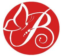 logo butterfly pallina farfalla