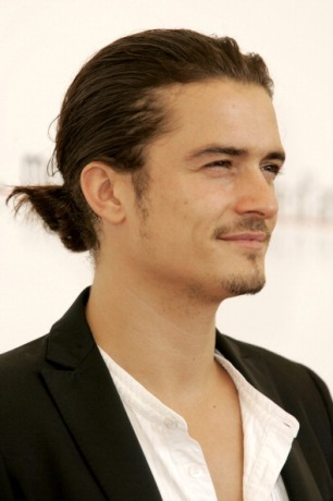 "Orlando Bloom during 2005 Venice Film Festival - ""Elizabethtown"" Photocall at Casino Palace in Venice Lido, Italy. (Photo by J. Vespa/WireImage)"