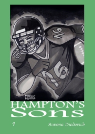 Hampton's Sons impaginato cover _primo libro deathless
